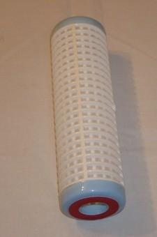 Vízszűrőhöz szűrőbetét, mosható