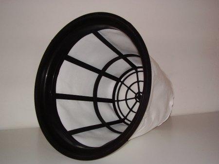 Porszűrő kosár 400mm