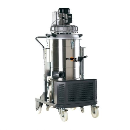 Planet 300V folyamatos üzemű ipari porszívó