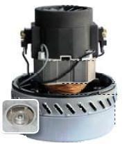 Szívómotor (24VDC)