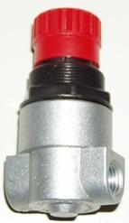Levegő nyomás szabályzó, habosítóhoz, permetezőhöz.
