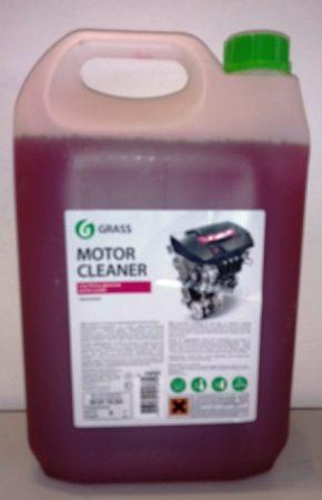 Motor tisztító