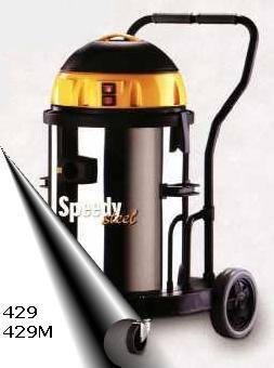 Speedy Steel  429M2 ipari por- és vízfelszívó