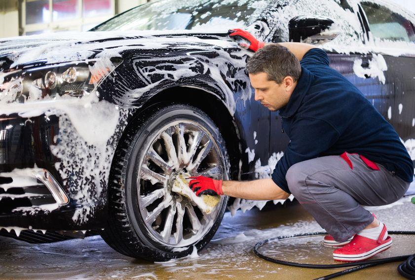 Autómosó alkatrész: habosító a tökéletes tisztaság szolgálatában!